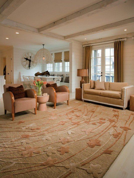 Superior Carpet Ideas Comfortable For Your Living Room