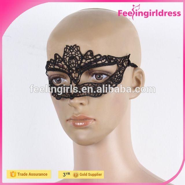 Elegant Lady Negro Encaje Floral cara Mascarada máscara de baile fiesta de cumpleaños-en Máscaras de fiesta de Suministros de Fiesta en m.spanish.alibaba.com.