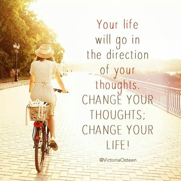 Life & your thoughts