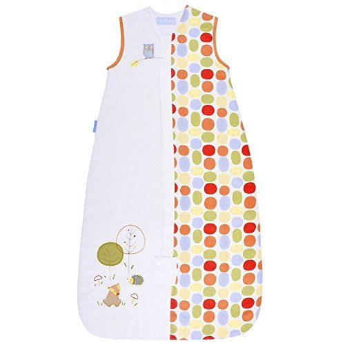 The Gro Company 1.0 TOG Grobag Baby Sleep Bag – Baby  The Gro Company 1.0 TOG Grobag Baby Sleep Bag - Baby  So adorable and smart, you'll both simply love this Grobag baby sleep bag by the Gro Company.  Product Features :   ^WHAT'S INCLUDEDSleep bag  Nursery thermometer  User guide  Safe sleep information  Product Details: Fits babies from 6 to 18 months  Cotton  Machine wash  http://www.allsleepwear.com/the-gro-company-1-0-tog-grobag-baby-sleep-bag-baby/