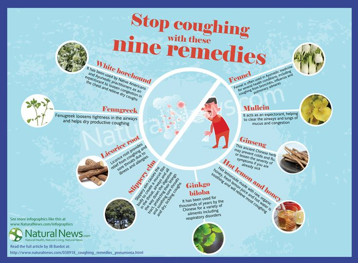Stop coughing with these nine remedies | Survival Self Sufficiency Ideas & Homesteading DIY- Survival Life Blog: survivallife.com #survivallife #diy #prepping