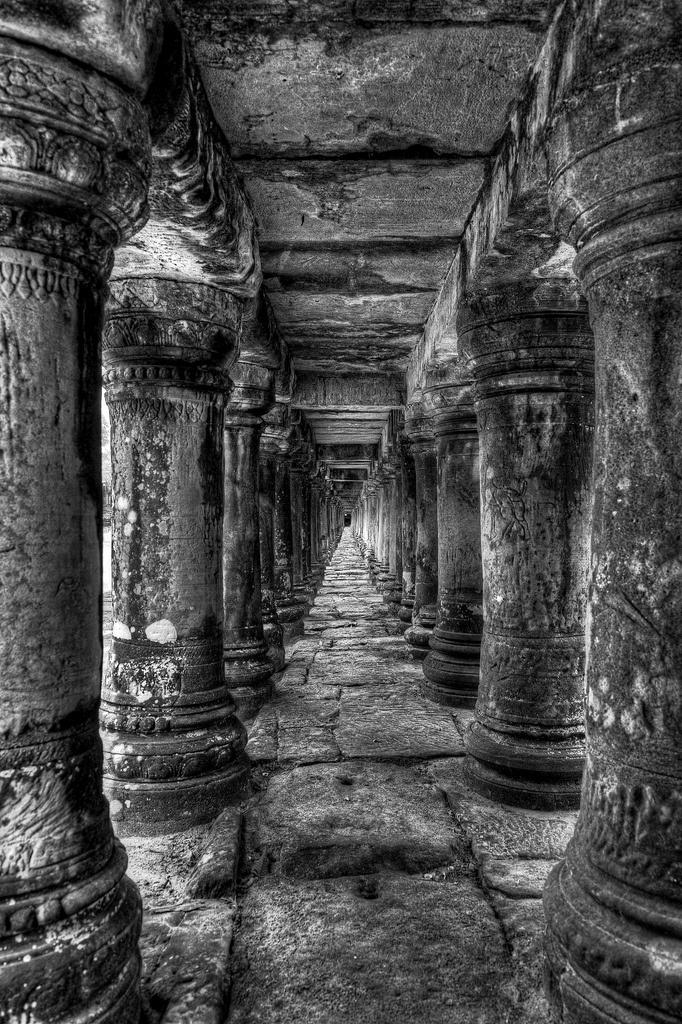 Angkor Thom. Kijk voor meer reisinspiratie op www.nativetravel.nl