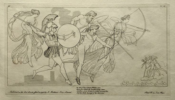 intervention of gods in iliad Historicity of homer jump to  even as philosophical scepticism was undermining faith in divine intervention in human affairs  his gods had temples, and the.