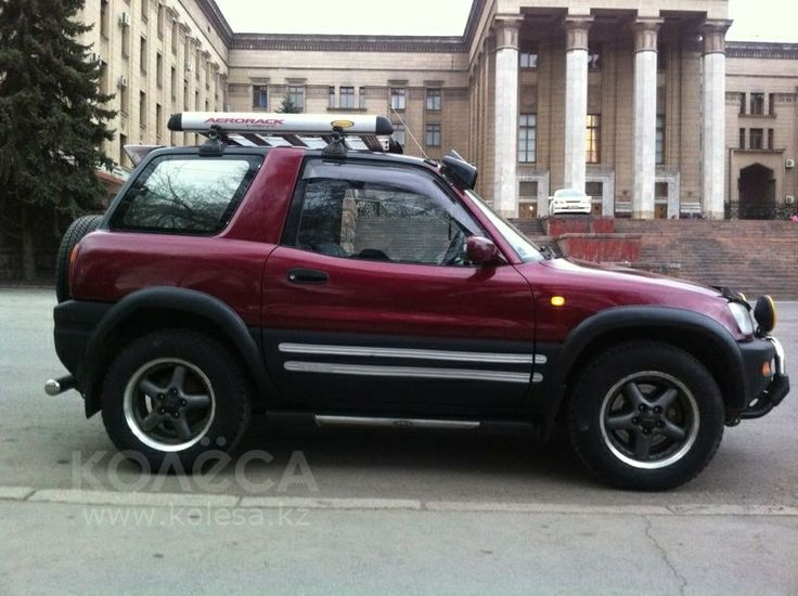 Great looking 1995 Toyota Rav4 with all the bells and whistles