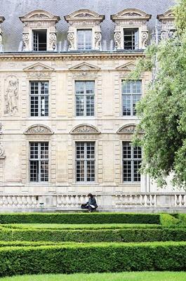 Jardin de l'Hôtel de Sully