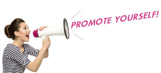 Tips to promote yourself and your career | The re-el Secret www.there-elsecret.com