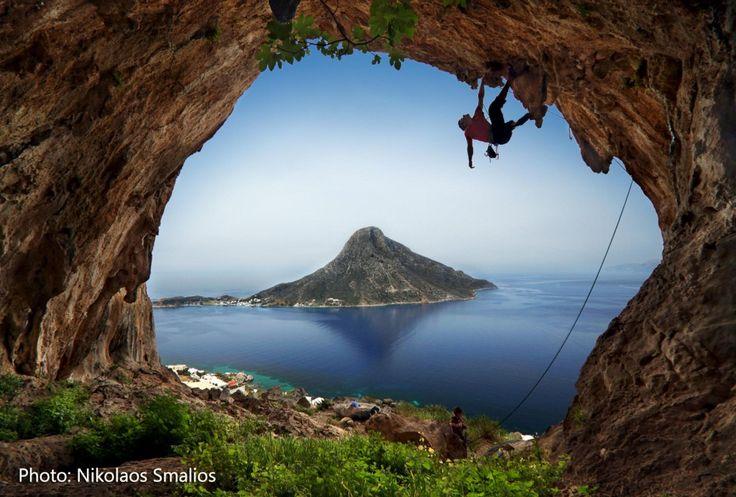 Kalymnos: climber's paradise
