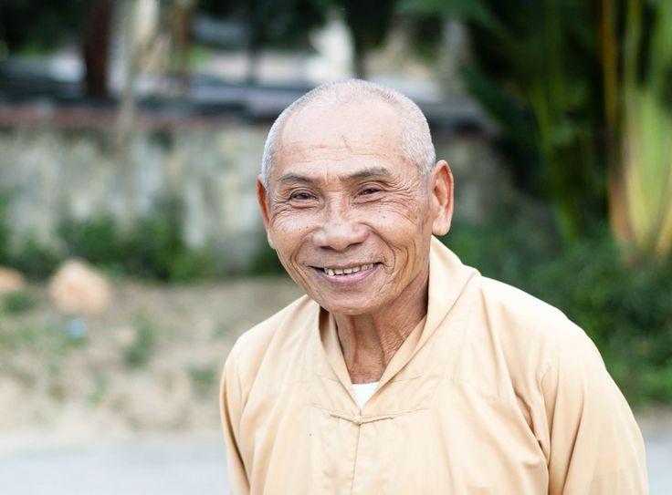 #Vietnam #monk