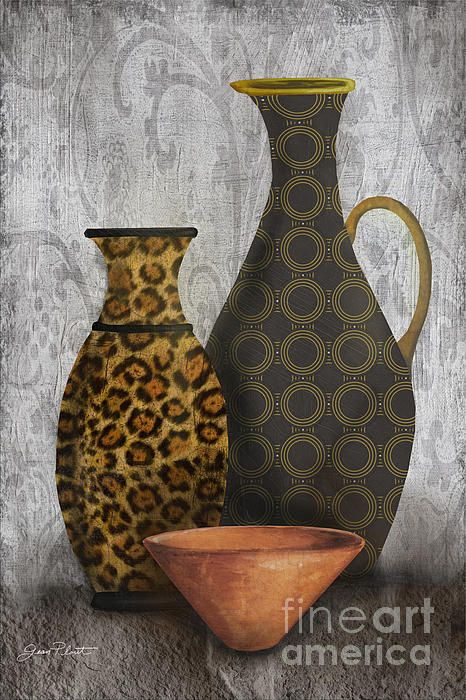 I uploaded new artwork to plout-gallery.artistwebsites.com! - 'Animal Print Vase Still Life-B' - http://plout-gallery.artistwebsites.com/featured/animal-print-vase-still-life-b-jean-plout.html via @fineartamerica