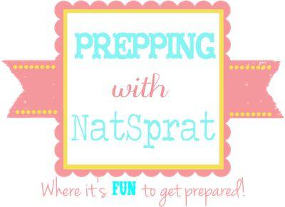 Prepping With NatSprat