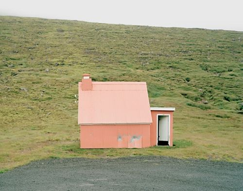 Constructional architecturefrom Iceland