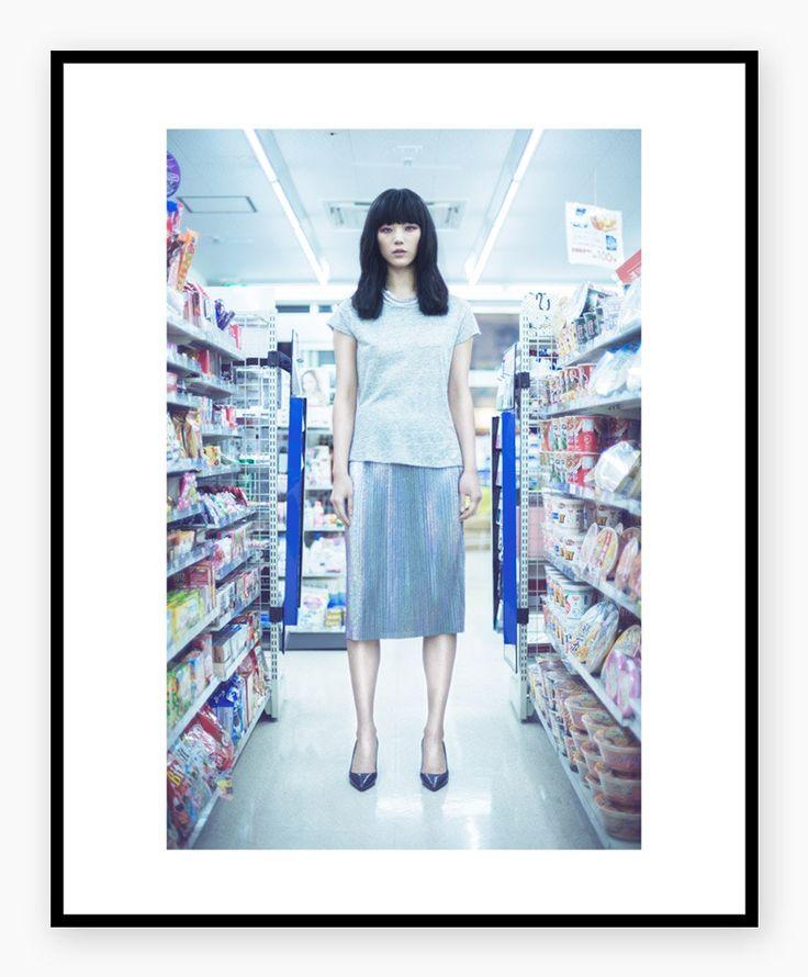 #HELJEPOLAROIDS #tokyo #fashionprint #poster