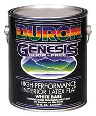 2005 Tree Hugger post on no/low-VOC paint with links to manufacturers' websites and user reviews in the comments.