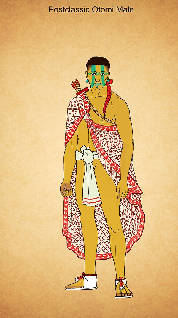 Clothes, like nearly everything else in the Aztec world, showed who you were. The rich were easy to spot by their clothing and jewelry, as were priests, merchants, military men, lower class workers, and slaves.