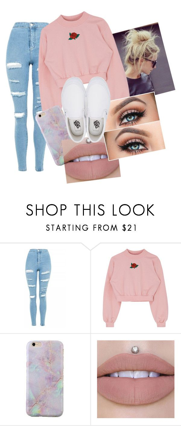 """""""since winter is coming to an end"""" by lauren-harsen on Polyvore featuring Topshop and Vans"""