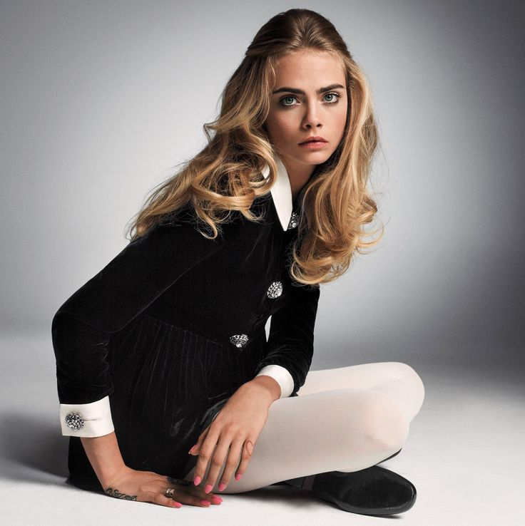 Cara Delevingne in W Magazine: Revisit the Model's Best Photoshoots | W Magazine