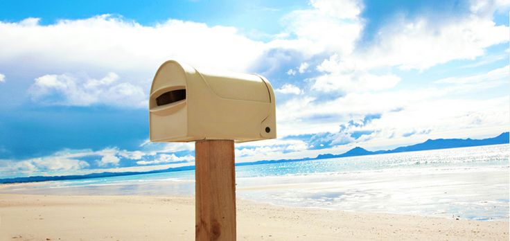 If you need a letterbox for your coastal home - you need a Tuffies Letterbox!  It resists colour fade, won't rot or break & takes A4 mail!  Find out more: www,tuffiesletterboxes.com.au