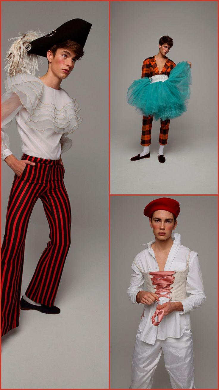 Gino Pascualini at Sun Models, Goran Barisic at Civiles, and Gian Franco at Universe Management shot by Federico Fernándezand styled by Joaquín Díaz with pieces from Florencia Tellado, Sol Pardo, El Vestidor, Alfín Varón and Ejercito de Salvación, in exclusive forF*cking Young! Online.
