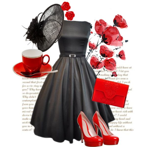 Afternoon Tea 3 - Polyvore
