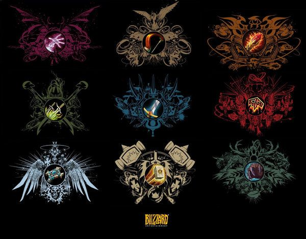 A World of Warcraft Wallpaper by ~Deathkr on deviantART