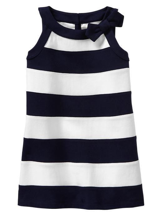 Gap | Bow striped dress