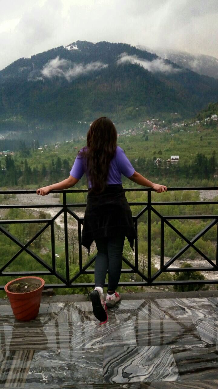 And For A Minute There Manali Nature Peace Beauty Love