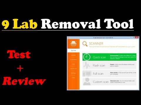 9 Lab Removal Tool Test