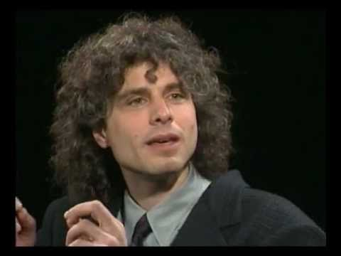 Stephen Pinker: Language and Consciousness, Part 1 Complete: Thinking Allowed w/ J. Mishlove