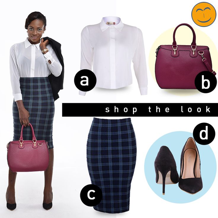 Check out Konga's latest Look Book! And you can shop the look too! http://www.konga.com/blog/shop-look-stylish-professional/