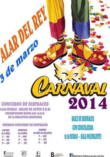 Carnavales en Alar del Rey