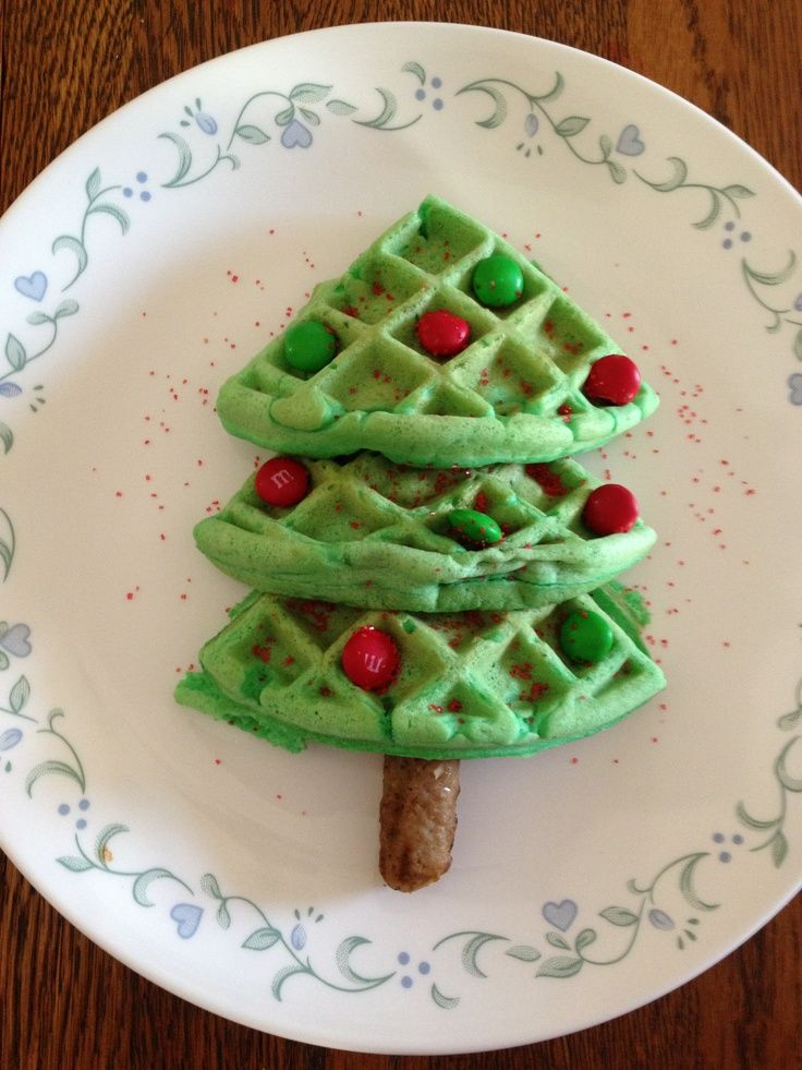 Christmas breakfast.....