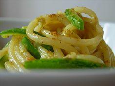 Prosím, dej mi recept na nějaké OPRAVDOVÉ italské těstoviny...