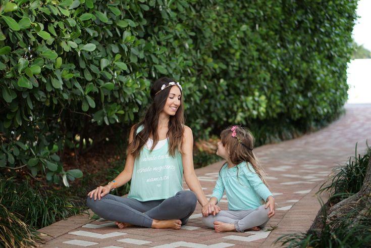 Yoga for kids MegForIt.com