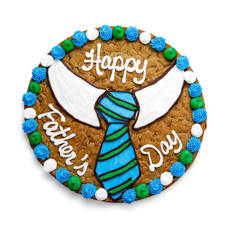 The Great Cookie | Father's Day Cookie Cake