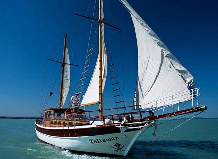 Sétahajós hajókirándulások Siófokról - Látványosság/attrakció (pl. múzeumi belépő, kalandpark, nemzeti park belépő) kupon
