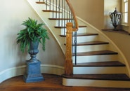 James Grace   Classic Wrought Iron staircases
