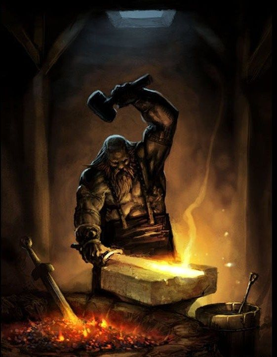 hephaestus the master craftsman Get an answer for 'what myth are they referring to in chapter 15' and find homework help for other percy jackson and the hephaestus, a master craftsman.