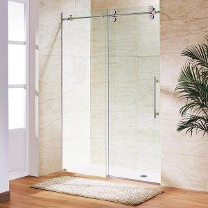 Stainless Steel Glass Shower Door Hardware