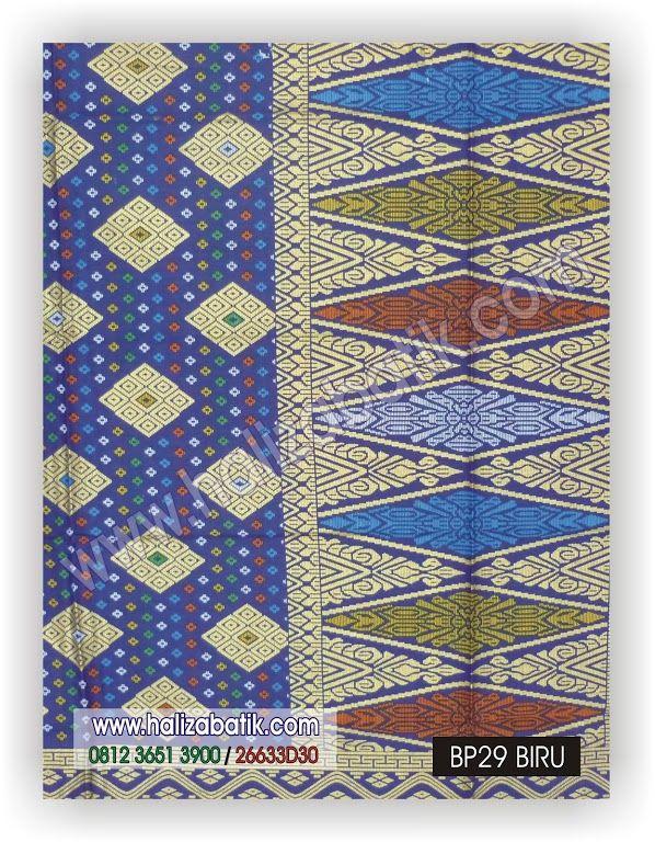Kode : BP29 BIRU  Produk : Unggul Jaya Harga Eceran : Rp. 60.000,- Harga Grosir : Rp. 55.000,- Harga Kodian : - Ukuran: 2 Meter (+/-182cm x 115cm) Keterangan : Kain batik pekalongan. Bahan dasar katun primisima. Warna dasar biru. Motif batik prodo.