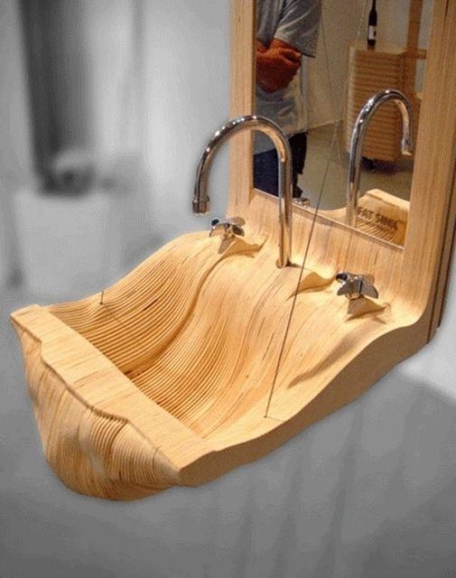 Дизайн раковины для ванной: самые безумные идеи https://vk.com/faqindecor?w=wall-69527163_2459