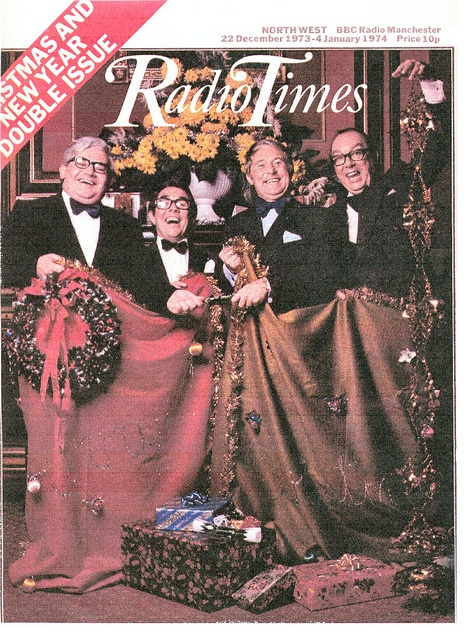 Christmas 1973 - Two Ronnies AND Eric & Ernie ... !