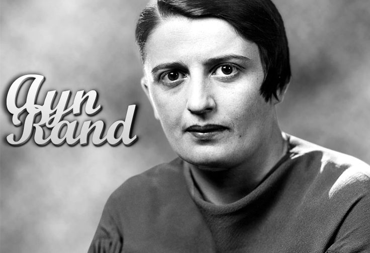 10 Inspirational Quotes from Ayn Rand That'll Change Your Perception About Life