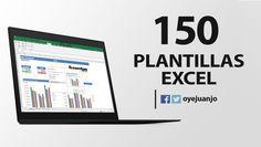 Aprovecha esta gran oportunidad y descarga completamente gratis estas 150 plantillas Excel de Contabilidad, Finanzas y Gestión Empresarial.