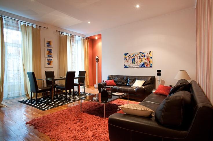Apartment Alcântara - 2 bedroom, 110m2  5 persons.