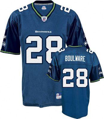 6d551620a3e ... Reebok Seattle Seahawks Michael Boulware 28 Blue Authentic Jersey Sale  NFL Pinterest Seattle, ...