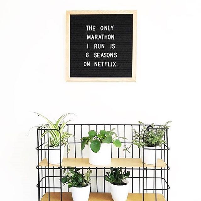 Fijn weekend! Letterbord vind je in de shop. Ook verkrijgbaar in wit  én grijs. #letterbord #ledr #inlovewithletters #wonen #interieur