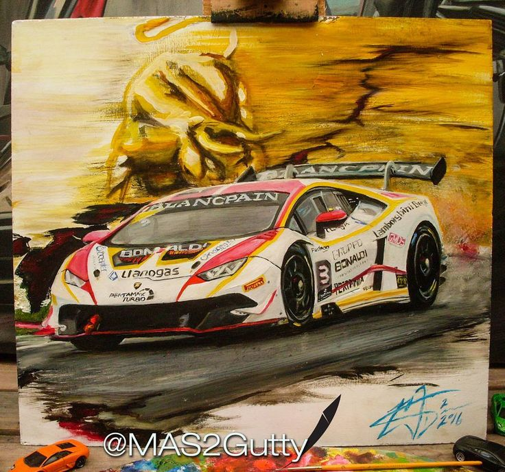 Llanero domador de Toros @wbarbosag95  @lamborghini Huracán @blancpaingtseries 2016 #drawing Carbón + Acrylic + 0il / wood  @lamborghinisc @lamborghini_motorsport @madwhips_bull @labandadelcarrorojo @colmotorfans @gtopen @fia_wec @gt3cars @imsa_racing #cardesign #draw #artwork #artstudio #artoftheday #colorful #racing #racingcar #artwork #indycar #lamborghini #Supertrofeo #cool #sketchbook #tattoo #cars #engine #love #me #motorsport #artist #automotive #picoftheday #instaart #f1#nascar