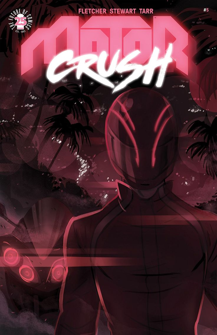 Motor Crush #5  Domino is forced to make impossible choices and everything falls apart.