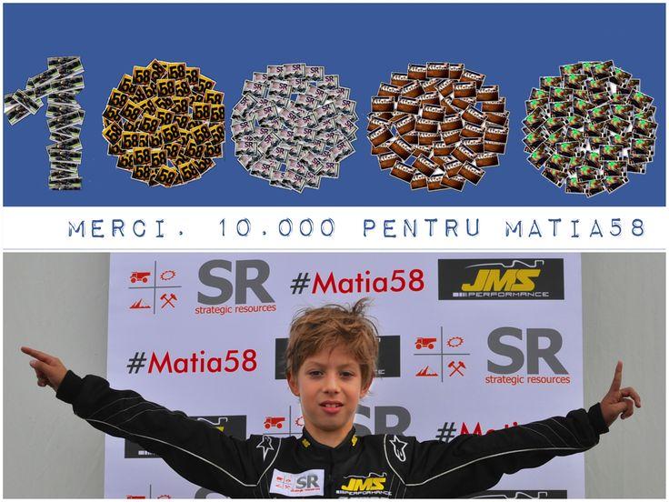 Celebrating 10000 likes on Facebook!  #fb #facebook #likes #matia58 #10000 #matiacuruia #strategic_resources