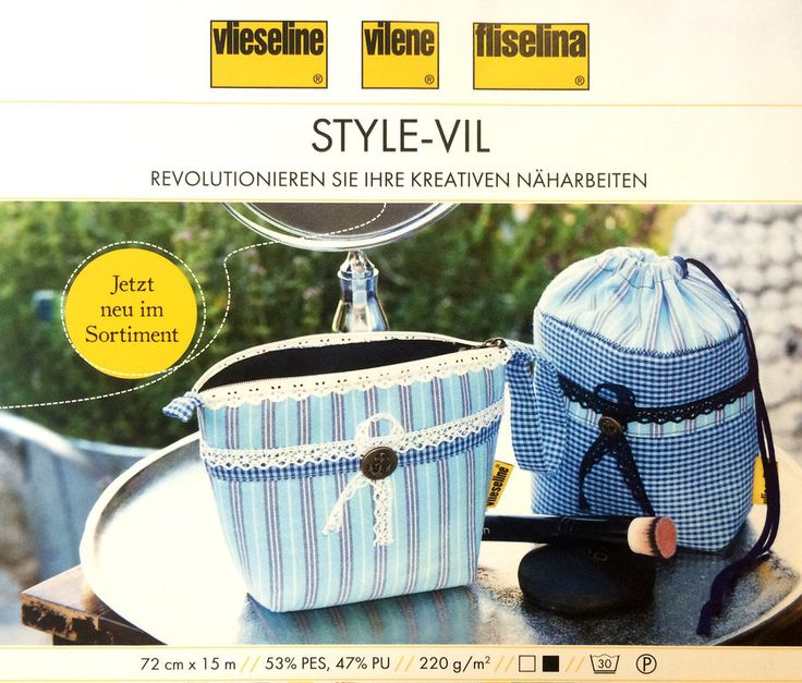 Freudenberg Vlieseline STYLE-VIL weiß